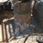 בורג יסוד לא תקין - רוני וגיא שירותי חשמל בעמ