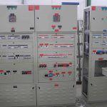 לוח חשמל תעשייתי