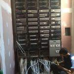 התקנת ארון חשמל על ידי קבלן חשמל