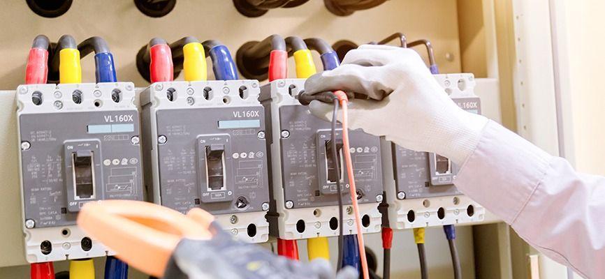 בדיקות חשמל לתעשייה